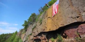 Cliff Jumping Bros Spend Memorial Day Flipping And Flying Off Sick Faces, Make Ill Video Of It