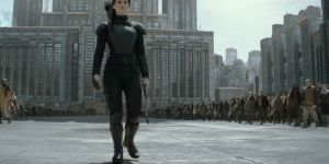 First Trailer For 'Hunger Games: Mockingjay Part 2′ Features A Pissed Off Jennifer Lawrence Ready To Wreck Sh*t