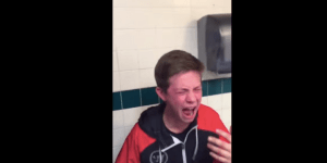 Dude Takes Ghost Pepper Challenge And Instantly Turns Into Weeping Baby Who Thinks He's Dying…I LOL'd
