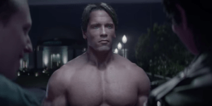 Watch Arnold Schwarzenegger Fight His Younger Self From 'Terminator' In This New Clip From 'Terminator: Genisys'