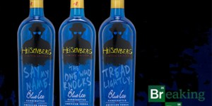 'Heisenberg' Blue Ice Vodka Is Now Available And We Want Some ASAP