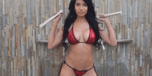 Playboy Model Nasia Jansen Is A Black Belt In Taekwondo And Could Probably Kick Your Ass