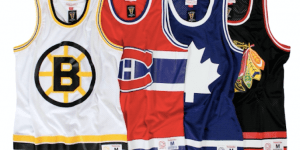 These 'Original 6′ Jerseys Are Straight Fire, But You'll Never Own One Because I'm Buying Them All For Myself