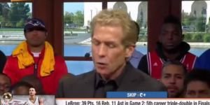 Of All The Dumb Things Skip Bayless Has Ever Said, This Could Be The Dumbest
