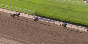 Watch American Pharoah Make History And Become The First Triple Crown Winner In 37 Years