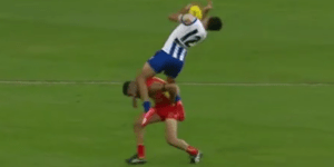 This Is The Catch Of The Year In The Australian Football League And It Is Extraordinary