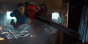 SDCC: Trailer For 'Ash Vs. Evil Dead' Is A Bloody Good Time, Unless You're A Deadite