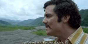 TRAILER: Watch The Rise Of Drug Kingpin Pablo Escobar In Your New Favorite Netflix Show 'Narcos'