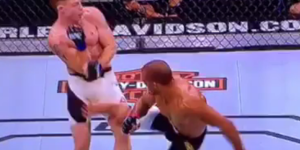 UFC Fighter Smashes Opponent So Hard In The Bollocks That You'll Double Over In Pain