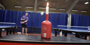 This Is The Greatest Ping Pong Trick Shot Compilation Video. Period.