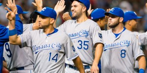 The Kansas City Royals' Competition To Drop Fetty Wap References In Post-Game Interviews Is Fantastic