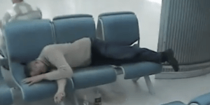 Have You Ever Been So Drunk That You Pissed Yourself At The Airport?