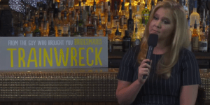 Amy Schumer OWNS Interviewer Who Asked If Her 'Trainwreck' Character Was 'Skanky'