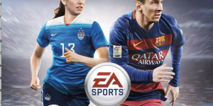 Alex Morgan Makes History As The First Woman To Be On The Cover Of An EA Sports Game