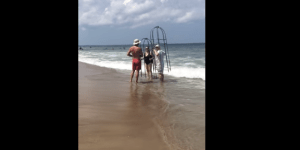 Elderly Couple In N.C. Thought These Homemade Shark Cages Would Actually Work And I Just Died Laughing