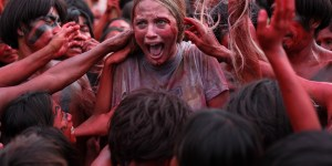 MMMM, PEOPLE: Eli Roth's New Movie 'The Green Inferno' Imagines Social Justice Warriors Getting Eaten By Cannibals