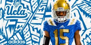 The Latest UCLA Football Uniforms May Cause Seizures