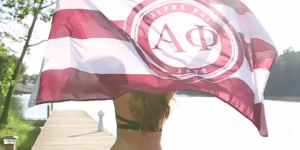 Alpha Phi Recruitment Video Involves A Ton Of Blondes, An Awkward Alabama Football Player And, Of Course, Bikinis