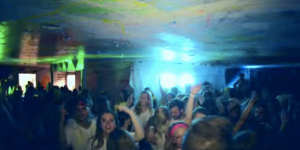 Kappa Alpha's Paint Party At James Madison University Was Full Of Hot Chicks, Cheap Liquor And…Well, Paint