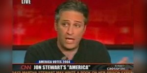 Remembering The Time Jon Stewart DESTROYED Tucker Carlson, CNN, And The Entire Media In 2004
