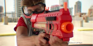 Newest Nerf Guns Are Basically Just Guns, Make Me Jealous I'm Not A Kid Anymore