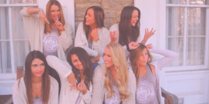 The Lovely Ladies Of Penn State's Alpha Phi Sorority Made A Rush Video