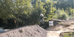 BMX Biker Has The Nut Shot Of The Century When He Misses A Jump