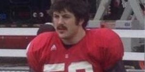 This Nebraska Football Player's Stache Is The Greatest Thing Since Tom Selleck's Lip Fur