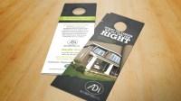 Door Hanger - Brochure Design Company