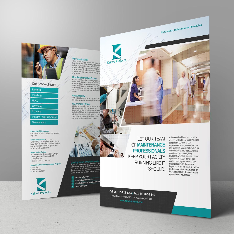 engineering college brochure design
