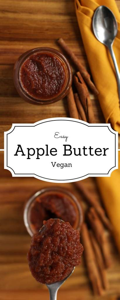 Paleo Apple Butter - Today I will share with you Léa's recipe for paleo apple butter. It's so easy and effortless, the main ingredients are time and apple sauce -IdrissTwist