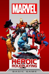 Marvel Heroic Roleplaying game