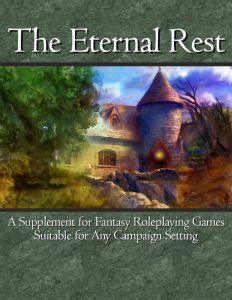 The Eternal Rest RPG Supplement