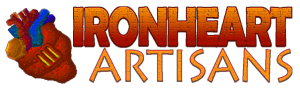 Ironheart Artisans Logo