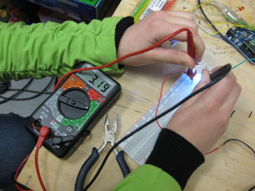 we tested the resistor, all is well