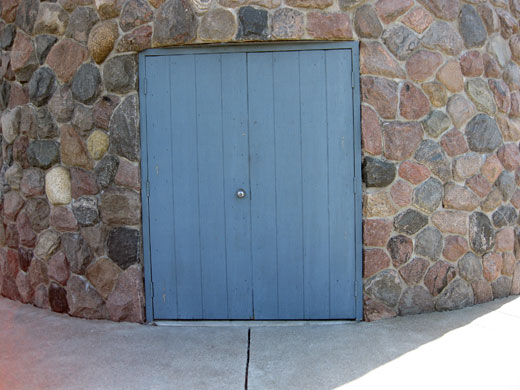 the doors at the mill