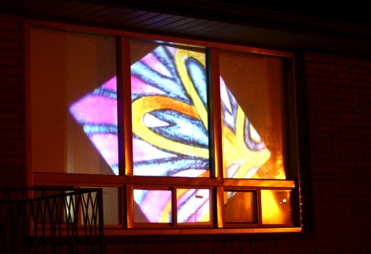 Window projection