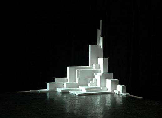 Pablo Valbuena, Augmented Sculpture Series
