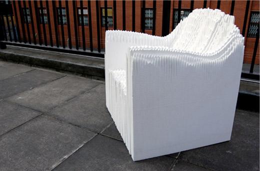 Sound Chair by Matthew Plummer Fernandez