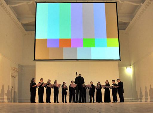 Test Choir by Phil Coy