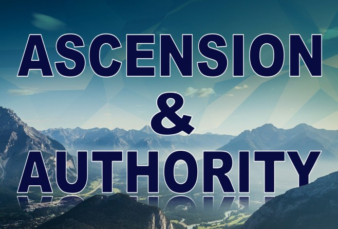 Ascension & Authority - Sun July 17 pm