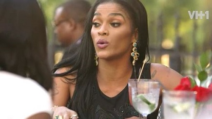 BLAZIN CLIP: Joseline lays out her career plans to Kalenna & Karlie