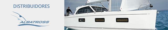 Distribuidores de Albatross Yachts en Europa