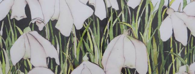 Ann Holdway: A retrospective collection of watercolours and Mosaics 8th November to 20th December 2016