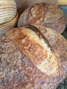 Hearth bread from your home oven