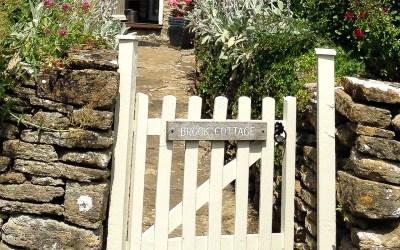 Brook Cottage Gate