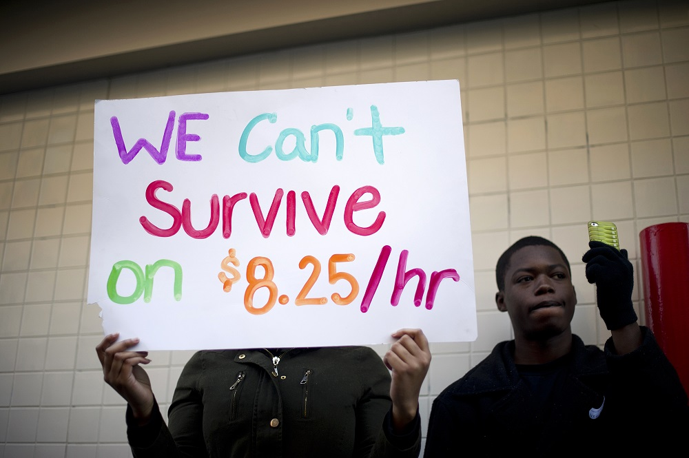 A $15-hour minimum wage could harm America\u0027s poorest workers