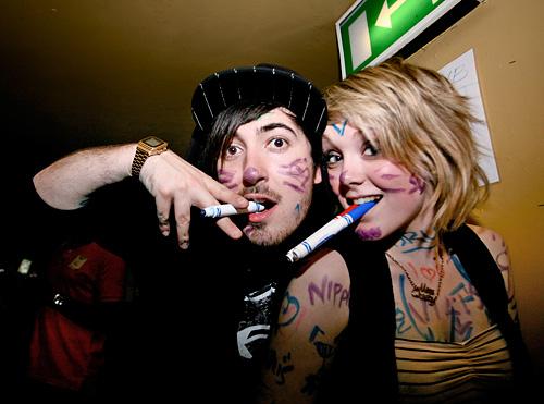 Its Sex Drugs And Bingo With Underground Rebel Bingo