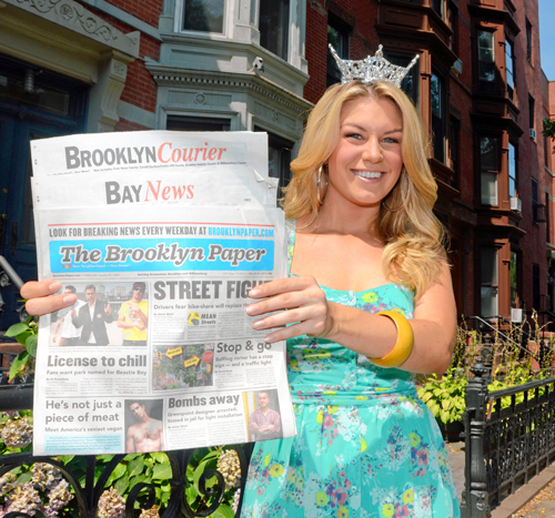 New York Calendar Updates New York State Department Of Environmental Conservation Checkin' In With Miss New York Mallory Hagan — A Park