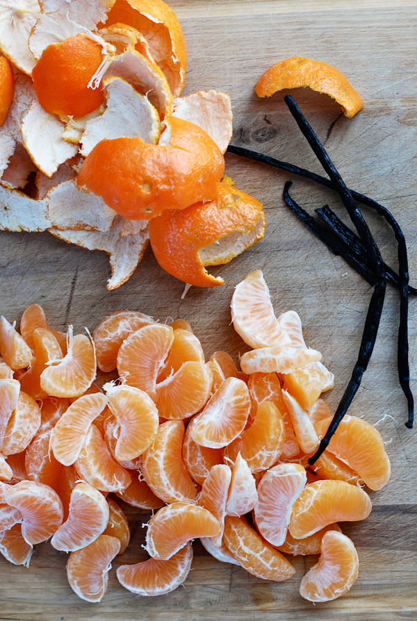 clementines and vanilla beans // brooklyn supper